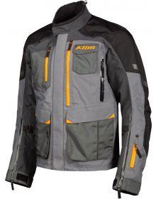 Klim Carlsbad Jacket Asphalt/Strike Orange