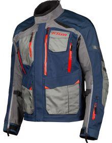 Klim Carlsbad Jacket Navy Blue/Redrock