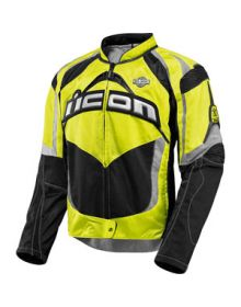 Icon Contra Mil-Spec Jacket Yellow