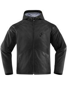 Icon Merc Jacket Stealth Black