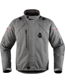 Icon Raiden DKR Monochromatic Jacket Grey