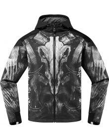Icon Merc Cloven Jacket Black