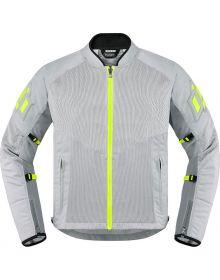 Icon Mesh AF Jacket Grey