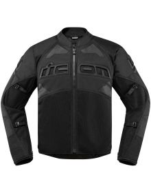 Icon Contra2 Jacket Stealth