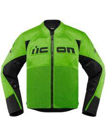 Icon Contra2 Jacket Green