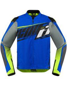 Icon Overlord SB2 Jacket Blue