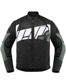 Icon Automag2 Jacket Grey