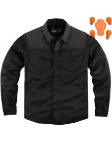 Icon Upstate Jacket Black