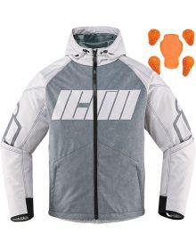 Icon Merc HS Jacket Grey