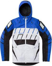 Icon Airform Retro Jacket Blue