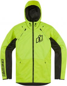 Icon Airform Jacket Hi-Viz