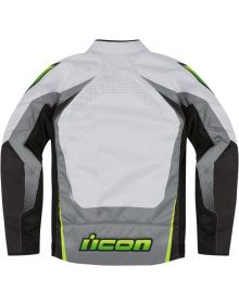 Icon Hooligan Ultrabolt Jacket Hi-Viz