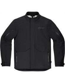 Icon Stormhawk WP Jacket Black