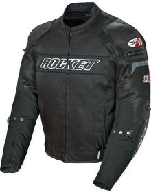 Joe Rocket Resistor Jacket Black/Black
