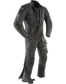 Joe Rocket Survivor Suit Short Black/Black