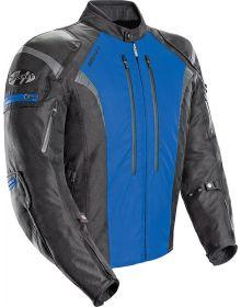 Joe Rocket Atomic 5.0 Jacket Black/Blue