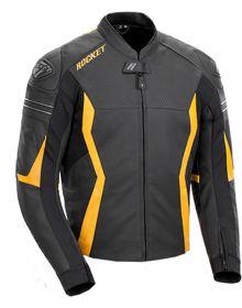 Joe Rocket GPX Jacket Black/Yellow