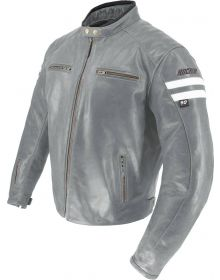 Joe Rocket Classic 92 Jacket Gray/White
