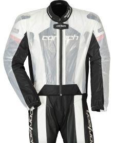 Cortech Road Race Rain Jacket Clear