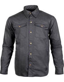Cortech Voodoo Shirt Charcoal