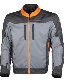 Cortech Aero-Tec Jacket Gun/Orange