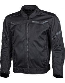 Cortech Aero-Flo Jacket Red/Black