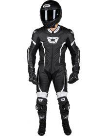 Cortech Adrenaline 1 Piece Suit Black/White