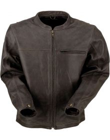 Z1R Munition Perf Jacket Brown