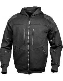 Scorpion Covert Hoodie Jacket Black