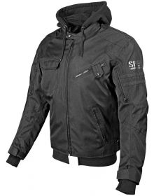 Speed and Strength Off the Chains Textile Jacket Black