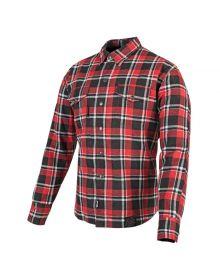 Speed and Strength Black Nine Kevlar Long Sleeve Shirt Red/Black