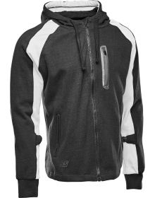 Speed and Strength Run With The Bulls Hoody Jacket White/Black
