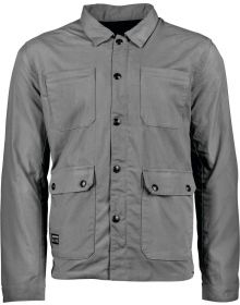 Speed and Strength United By Speed Jacket Gray