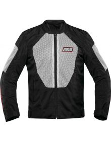 Speed and Strength Hot Head Jacket White/Black