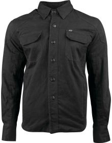 Speed and Strength Call To Arms 2.0 Moto Shirt Black