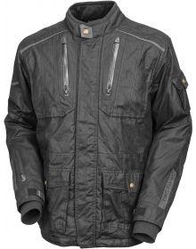 Roland Sands Houston Textile Jacket Black