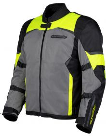 Tourmaster Intake Air V6 Jacket Hi-Viz