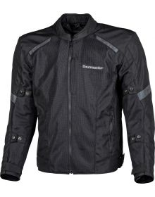 Tourmaster Draft Air V4 Jacket Black