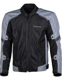 Tourmaster Draft Air V4 Jacket Gray/Black