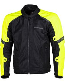 Tourmaster Draft Air V4 Jacket Hi-Viz/Black