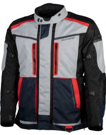 Tourmaster Transition Jacket Navy/Red