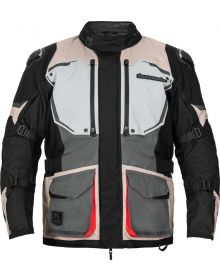 Tourmaster Horizon Alpine-Trek Jacket Sand/Gray