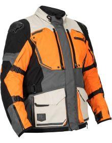 Tourmaster Horizon Alpine-Trek Jacket Orange/Gray