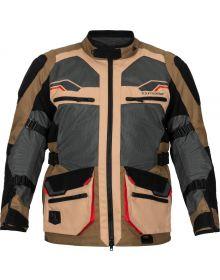 Tourmaster Horizon Ridgecrest Jacket Sand