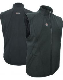 Mobile Warming Dual Power Heated 12V Vest Black