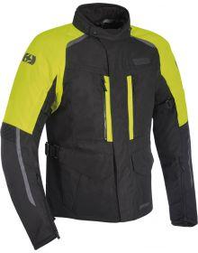 Oxford Continental Advanced Jacket Black/Flo