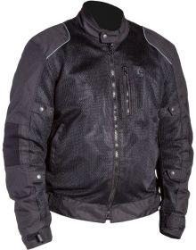 Fulmer 510 Outbreak Motorycle Jacket Black