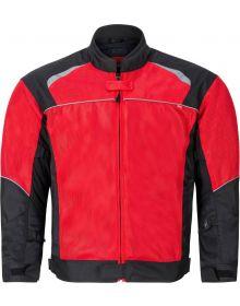 Noru Kuki Mush Jacket Red/Black