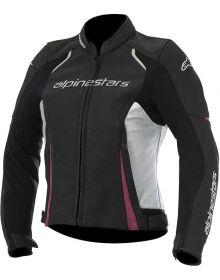 Alpinestars Devon Airflow Womens Jacket Black/Pink/White