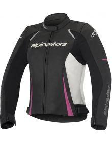 Alpinestars Devon Womens Jacket Black/Pink/White